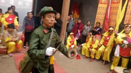 临汾魏村天寿山庙会2019年重阳节