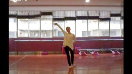 张燕老师舞蹈《板蓝花儿开》