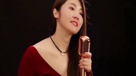 美女歌手,一首经典歌曲《一路向北》,歌声伤感,好听入耳!_标清