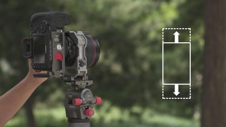 TSE FRAME 3+ 操作演示 - 移轴接片