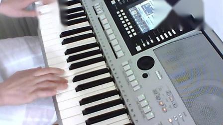 电子琴演奏——《 我和我的祖国》