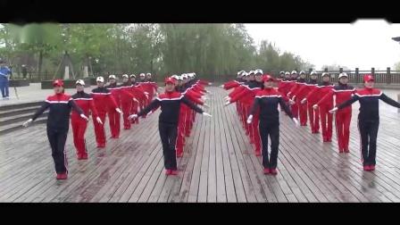 中国圣洁雪莲科学养生第十二套快乐舞步健身操-_高清(0)