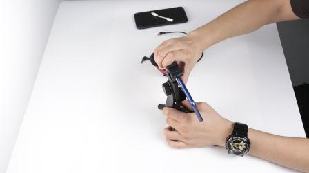 手机夹使用方式