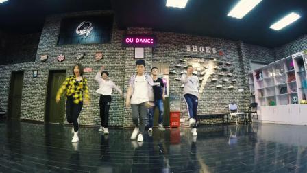 街舞版名侦探柯南黄石欧优舞蹈Urbandance班