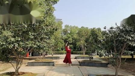 青山湖魅之舞广场舞     站着等你三千年