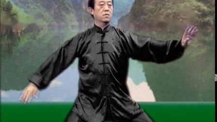 陈正雷|讲解陈氏太极拳养生功之步法:前进步 后退步