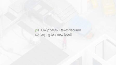 piFLOW®p SMART 操作以及安装简单