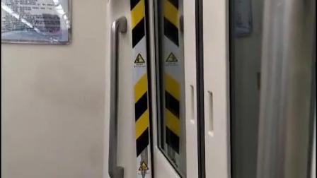 天津地铁二号线曹庄终点报站🏁音乐🎶(增购新车末号227编组)