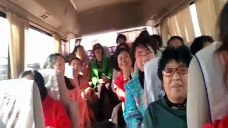 参观社会主义新农村——昌盛镇