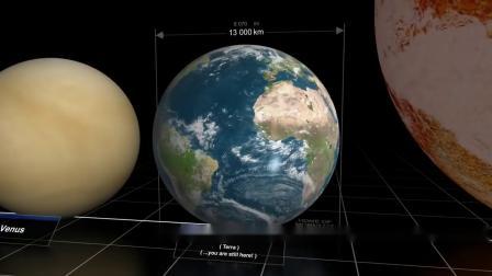 宇宙空间尺寸,超清版本