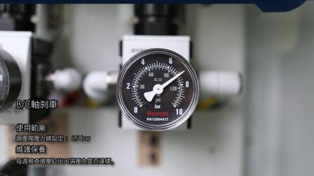13.增壓缸-B-C-X-Y軸煞車-C軸迷宮吹氣-光學尺吹氣(24-25-26-27-28)