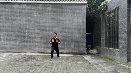 杨氏太极拳118式