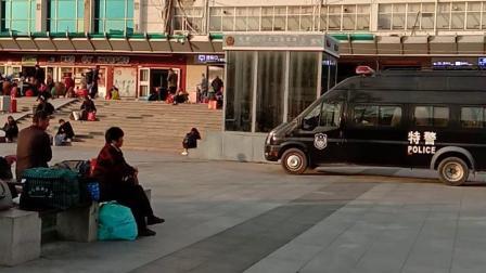 河南商丘站广场