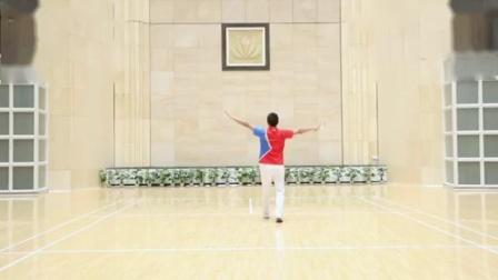 柔力球《赢未来》第二节慢拍教学
