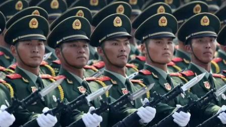 中国军队,中国脊梁!🎉