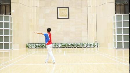 柔力球《赢未来》第四节慢拍教学