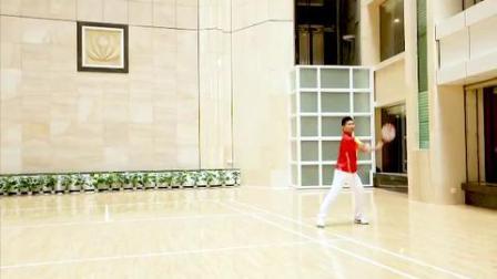 柔力球《赢未来》第八节慢拍教学
