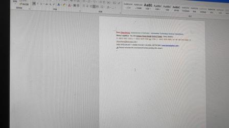 第2期 邮件签名的设置