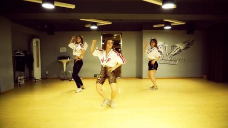 马丽娜导师《All Hands On Deck 》爵士舞蹈成品舞简单易学流行舞蹈