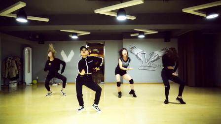 唯舞道Cici导师舞蹈视频简单易学现代舞《La La Latch》爵士舞蹈成品舞