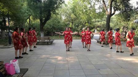 娅萍广场舞— 江南情