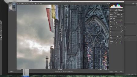 PhotoshopCC2019拯救过曝欠曝照片 Adobe中国摄影计划