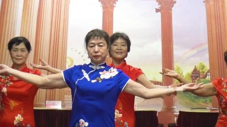 春之舞旗袍表演