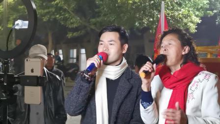 CCTV牛恩发现之旅:又见家师金松(北漂的艺人行者)房山良乡。