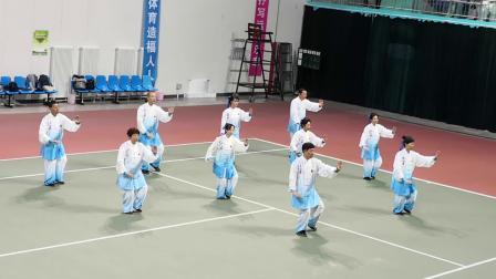 2019年乌海市三才杯传统武术比赛第二名