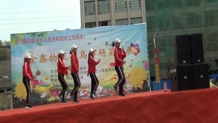 礤石川舞队《赴汤蹈火》
