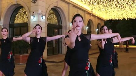 单色舞蹈(长沙)36期拉丁舞一阶教练班学员作品