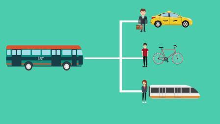 MG数据动画--郑州BRT发展史