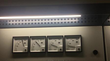 HLS300负荷分配器功率均分实测效果(3%精度)