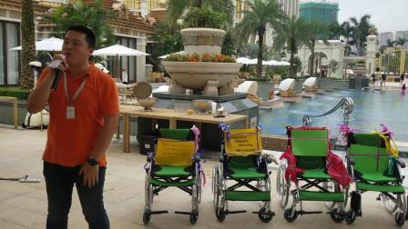 轮椅拼装挑战__都会世界为您呈现精彩公益团建活动