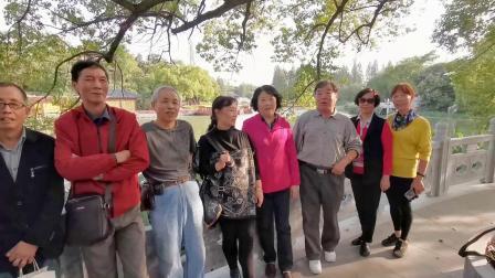 老同学相聚白鹭洲(手机视频)19-10-23