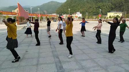 清溪乡广埸舞培训
