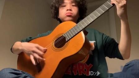 小蒋吉他 红松柏木喷漆弗拉门戈吉他  Tangos