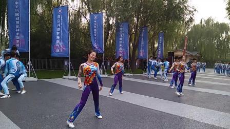 中关村舞蹈节开幕式巡游展演(17)20191019
