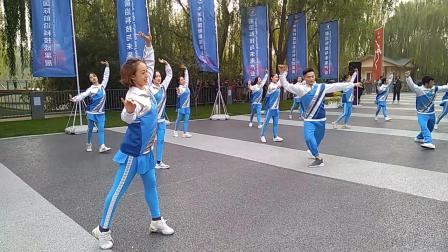 中关村舞蹈节开幕式巡游展演(18)20191019