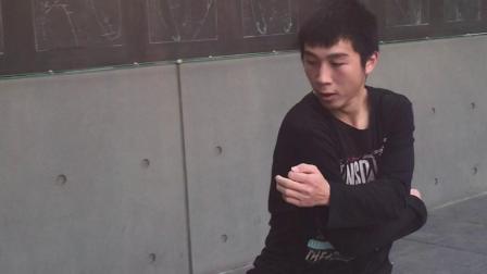 心意六合拳上海名师王琪中老师爱徒追风赶月组合