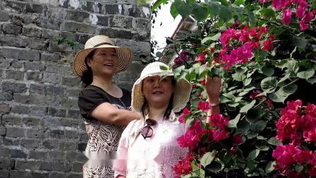 丹州古城游