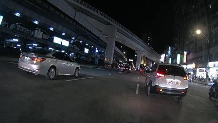 Mio M760D front cam_nightime recording-1