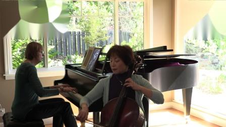 萨马蒂尼(Sammartini) G大调奏鸣曲第三乐章 活泼的快板 Vivace
