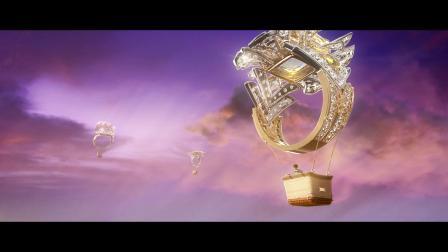 张艺兴 X CHAUMET 共创纯音乐动画影片《SKY》官方正片