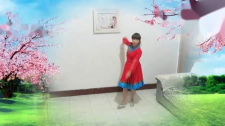湖南永州友爱广场《心中的歌献给金珠玛米》正面演示爱丽