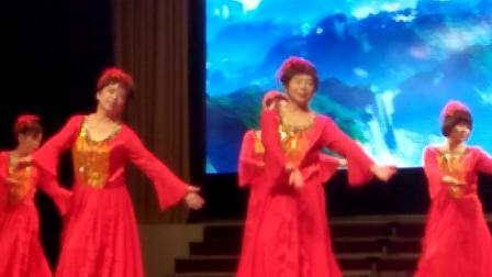 仁寿附小舞蹈美丽中国