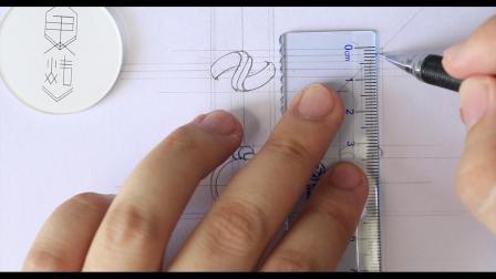 【珠宝设计手绘入门】首饰篇 -戒指三视图画法