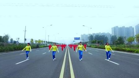 中国阳光第二套健身操 成片_高清(2)