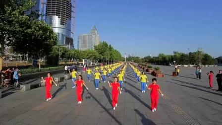 中国阳光第一套健身操_高清