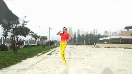 中国炫之队第十套健身操【梦梦示范版】_高清(2)